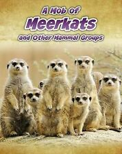 A Mob of Meerkats: and Other Mammal Groups (Animals in Groups),Spilsbury, Louise