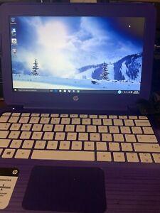 HP Stream 11-r020nr 11.6in. (32GB, Intel Celeron N, 1.60GHz, 2GB) Notebook/Lapto