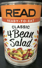 New listing Read Classic 4 Bean Salad Ready to Eat Vegan & Preservative Free 16 oz