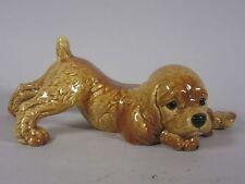 Goebel Porzellanfigur 3003412  Kleiner Hund, Welpe, ca. 31 cm L    4T7323