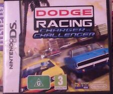 DODGE RACING - DS GAME. 30 DAYS WARRANTY.
