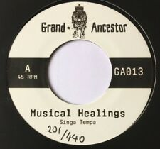 "Singa Tempa - Musical Healings - Grand Ancestor - 7"""