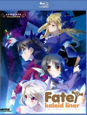 Fate/Kaleid Liner Prisma Illya: Complete Collection (Blu-ray Disc, 2014,...