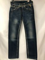 Jean Femme Replay réf WV470 100%Coton Taille W29 Couleur Bleu Neuf !!!!