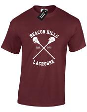 BEACON HILLS MENS T SHIRT BIG SIZES S-5XL STILINSKI TEEN WOLF LAHEY MCCALL NEW