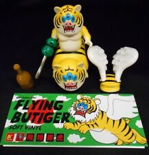 Flying Butiger Art Junkie Sofubi Soft Vinyl Japan Toy Firgure Calm Cats Tofu