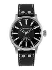 Jacques Lemans Men's Quartz The Expendables 2 E-223.1 with Leather Strap Watch