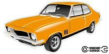 Holden LJ Torana GTR XU-1 2Door - Orange