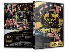 Official - WrestleCon 2018 Supershow - New Orleans, LA Event DVD