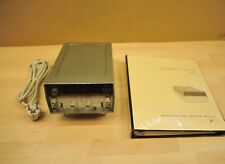 HP 5300A with 5302A  50 MHz Counter