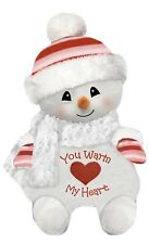 First & Main Heart Warming Lil' Snowbaby Plush Brand New