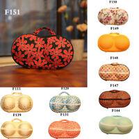 Portable Travel Storage Bag Box Protect Bra Organizer Underwear Lingerie Case