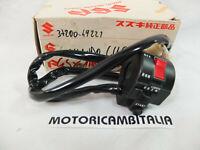 Suzuki gsx 1100 850 moto BLOCCHETTO COMANDO LUCI ACCENSIONE light start switch