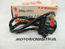 Suzuki gsx 1100 850 moto BLOCCHETTO COMANDO LUCI ACCENSIONE light start switch