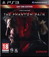 Metal Gear Solid V: The Phantom Pain - Day One Edition (PS3)  NEW AND SEALED