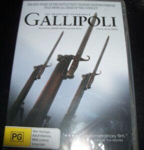 Gallipolli The Frontline Experience (Australia Region 4) DVD – New