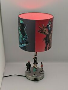 Fortnite character boys bedroom night light lamp birthday gift