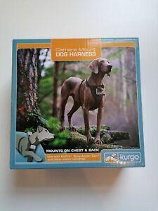 Kurgo Camera Mount Dog Harness. Size Small