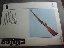 $$s Revue Cibles N°138 revolver Fornachon  Tikka M 55  Colt 22 LR  poudres