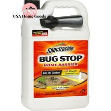 Bug Stop 1 gal Home Insect Control Spectracide Indoor Pest Roach Ant Insecticide