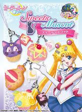 Re-Ment Sailormoon Mascot Complete Set