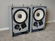 JBL 4311A Control Monitor Vintage Speakers Grey