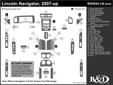 LINCOLN NAVIGATOR 2007 2008 2009 2010 2011 DASH TRIM a