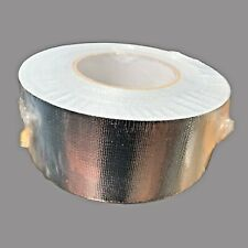 Aluminum-Glass Cloth backing Tape, HVAC/R Insulation Tapes, Vapor Barrier