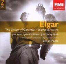 Dame Janet Baker - Elgar - The Dream Of Geron (NEW 2 x CD)