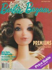 Barbie Bazaar Magazine July/August 1994 90's Vintage Collector's ACCEPTABLE COND