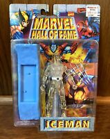 Ice Man Vintage Marvel Hall Of Fame Action Figure New 1996 Toybiz 90s X-Men