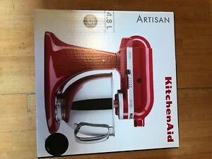 KitchenAid 5KSM125 Artisan 4.8l 300W Stand Mixer - Black