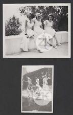 LES AVENTURES DU ROI PAUSOLE Côte d'Azur L. NEE Granowsky REINE 2 Photos 1932