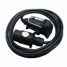 3m Trailer Light Extension Lead / Cable for Lighting Boards, Caravans Wire TR1