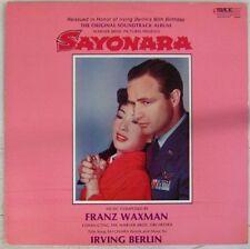 Sayonara 33 tours Marlon Brando Patricia Owens