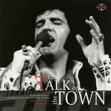 Elvis Presley - THE TALK OF THE TOWN - CD -  New Original Mint