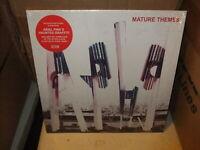 Ariel Pink's Haunted Graffiti Mature Themes Opened Played Twice Vinyl LP NM-/NM-
