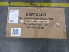 Bertello Outdoor Pizza Oven Black Bertello One