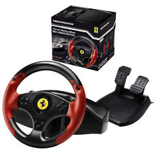 PS3 Racing Steering Wheel & Pedals Gaming Driving Simulator for PlayStation 3 PC