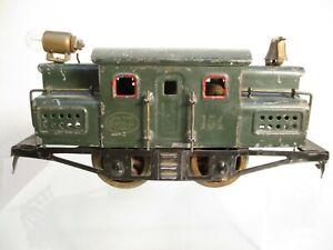 Lionel Manufacturing 154 Electric Loco Dk Green Prewar O Gauge X7243