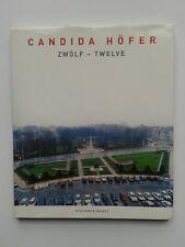 "Candida HÖFER "" Zwölf-Twelve "" 36 photos des Bourgeois de Calais de RODIN, 2001"