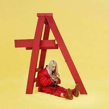 BILLIE EILISH DON'T SMILE AT ME E.P. CD (Released July 19th 2019) - 9 TRACKS