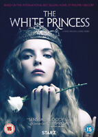 The White Princess DVD (2017) Jodie Comer cert 15 2 discs ***NEW*** Great Value
