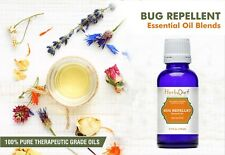 Essential Oil Blends Natural Insect Mosquito Bug Repellent Blend DEET FREE Oils