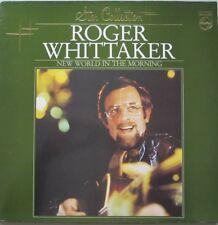 ROGER WHITTAKER - NEW WORLD IN THE MORNING  - LP