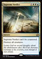 Supreme Verdict x1 Magic the Gathering 1x Iconic Masters mtg card