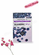 UK SELLER Etude House 0.2 Therapy Air Mask 20ml X 5ea Blue Berry