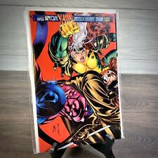 X-Men Special #45 CGC 9.2 Prismatic Foil Anniversary Issue Rogue, Gambit 1995