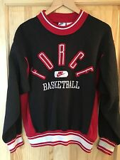 "Vintage NIKE ""Force"" Basketball Sweatshirt...Skateboard, Deadstock, USA, Supreme"
