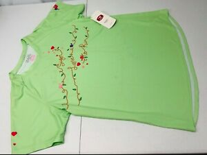 Sugoi womens loves to run top size x-large light lotus